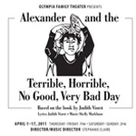 Alexander and the Terrible, Horrible, No Good, Very Bad Day,  2011