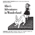 Alice's Adventures in Wonderland, 2011