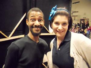Jordan and Heather, 2013 tour show