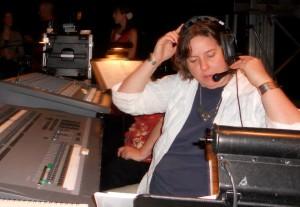Jill at work!