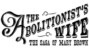 Abolitionist's Wife Word Art small